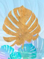 Goldnes Sommerblau II #IG 8101