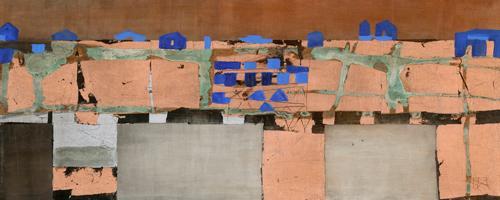 Blue Settlement #IG 8197