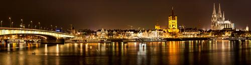 Cologne Skyline #IG 9193
