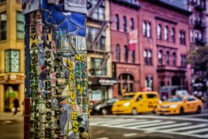 New York Streets #IG 9194