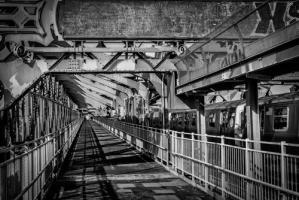 New York Train #IG 9199