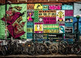 New York Street Art #IG 9200