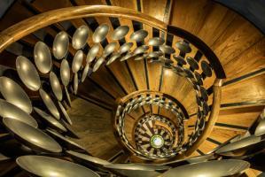 Majic Staircase #IG 9302