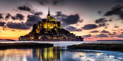 Mont Saint Michel #IG 9361