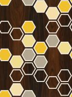 Hex Yellow #91820